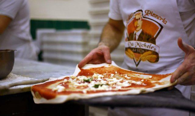 150 anni antica pizzeria da michele