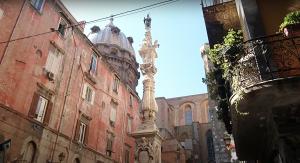guglia di san gennaro - l'obelisco più antico di Napoli