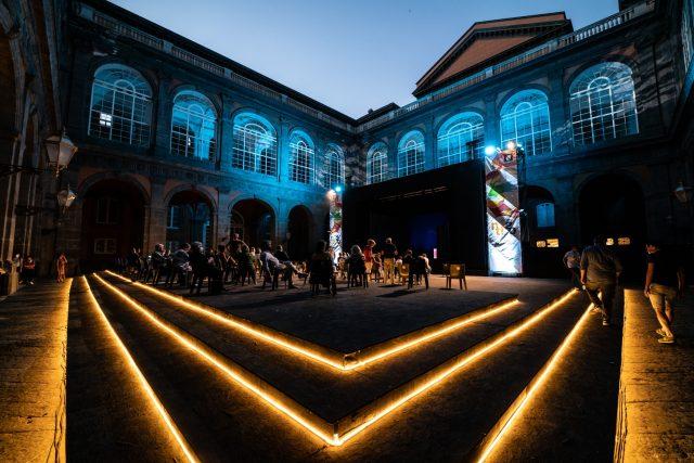 Napoli teatro festival museo di capodimonte