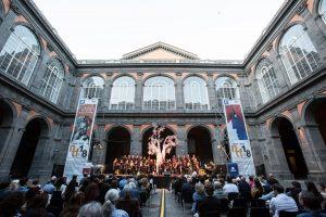 spettacoli palazzo reale napoli teatro festival