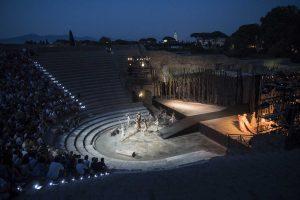 pompei teatro grande