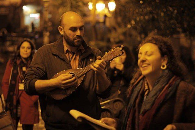 Passeggiata d'Ammore a Napoli per San Valentino