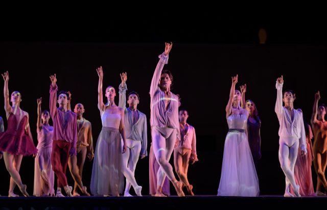Quattro Stagion Balletto san carlo