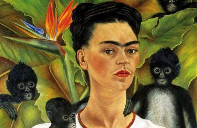frida kahlo in mostra al pan di napoli 2021