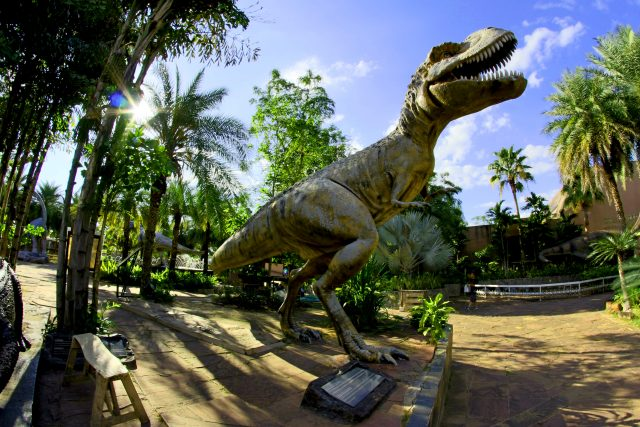 Living Dinosaurs Mostra d'Oltremare