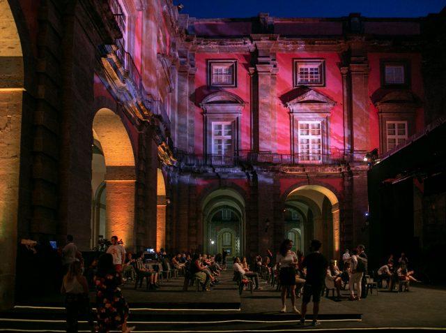 museo di capodimonte campania teatro festival 2021