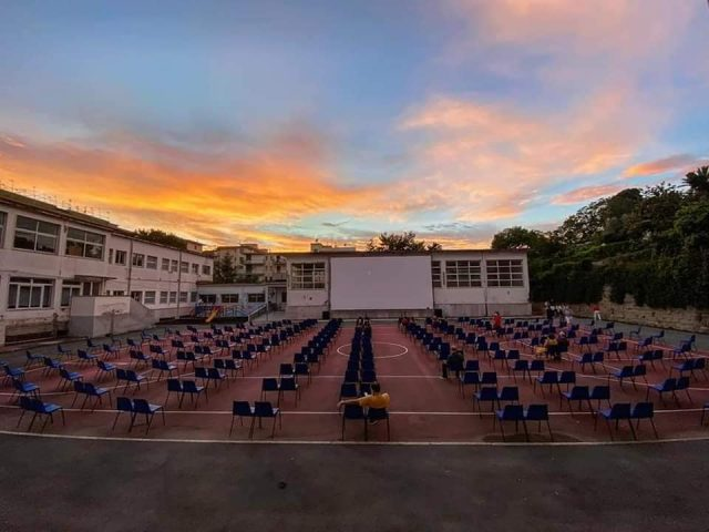 Fresko film napoli 2021 portici
