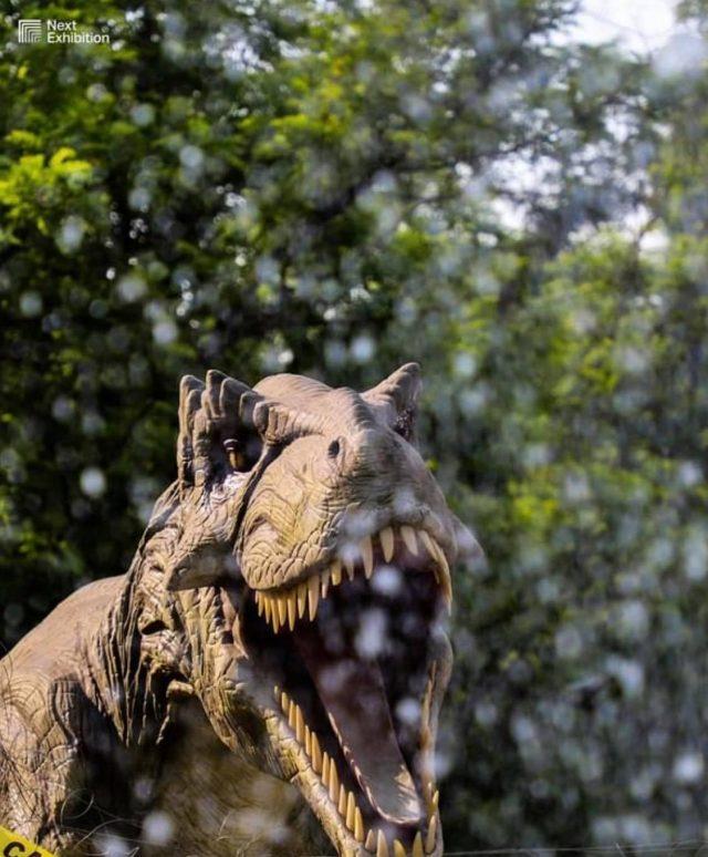 Living Dinosaurs Napoli