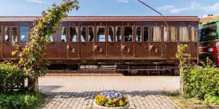 Reggia Express: in treno storico da Napoli alla Reggia di Caserta   Biglietti e prossime date