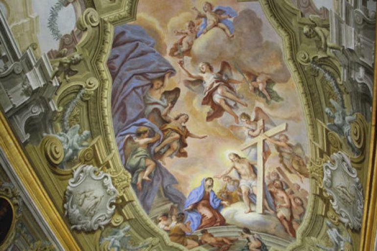 Risultati immagini per cappella dei bianchi napoli