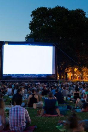 Cinema all'aperto nell'Estate 2019 a Napoli