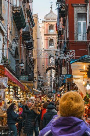 Fiera di Natale 2018 a San Gregorio Armeno a Napoli