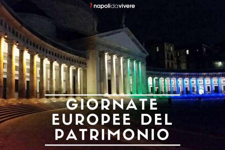 Giornate Europee del Patrimonio, 23 e 24 settembre, aperture straordinarie in Abruzzo