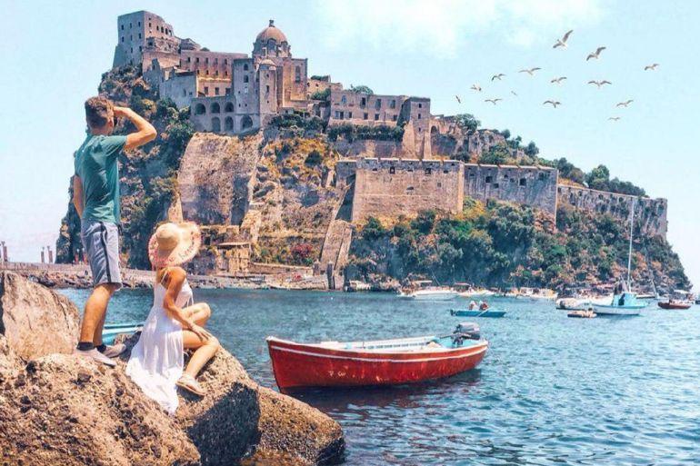 Letto A Castello Campania.Cosa Fare Gratis In Campania Nel Weekend 19 21 Luglio 2019 Napoli