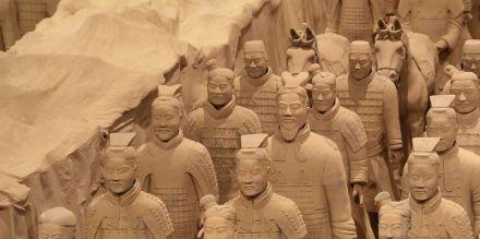 L'Esercito di Terracotta della Cina in Mostra a Napoli