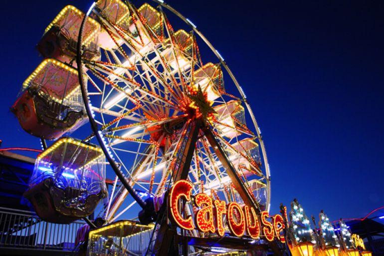 Luna park gratuito al centro commerciale campania napoli for Centro convenienza arredi marcianise marcianise ce