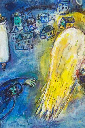 Marc Chagall in mostra alla Basilica della Pietrasanta di Napoli