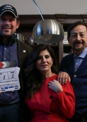 """Iniziano a Napoli le riprese del film """"Quel posto nel tempo"""" con Leo Gullotta"""