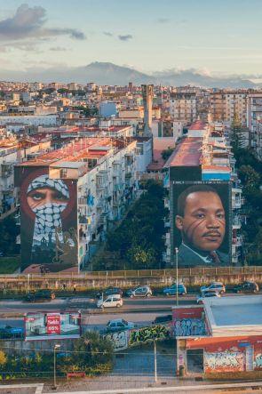I 5 straordinari murales del Rione dei Sogni di Barra: Street Art a Napoli