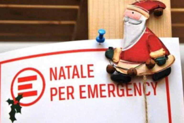 Emergency Regali Di Natale.Temporary Store Di Emergency A Napoli Per Un Natale Solidale