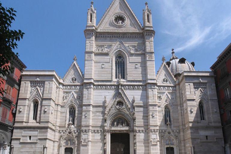 Terrazza del Duomo di Napoli: apertura al pubblico a Marzo 2016 ...
