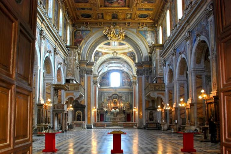 Santa Maria incontri