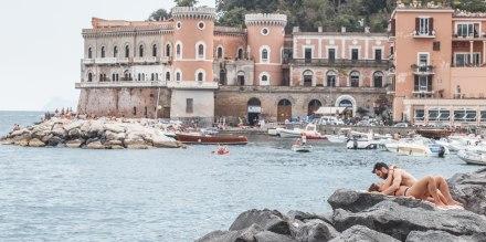 Villa Volpicelli sul mare di Posillipo: le ville più belle di Napoli