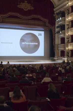 Festival internazionale di Film sull'Arte Contemporanea: film gratuiti al Teatro Augusteo di Napoli