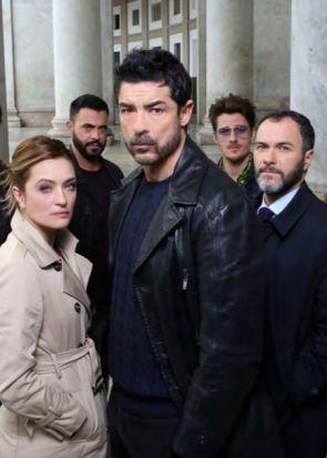 Terza stagione dei Bastardi di Pizzofalcone su RAI 1