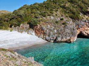 Cala Bianca: la spiaggia più bella d'Italia è in Campania