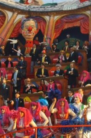 Ritorna il Carnevale 2020 di Saviano con le sfilate di Carri Allegorici