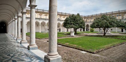 Suoni in Certosa 2020 al Museo di San Martino a Napoli