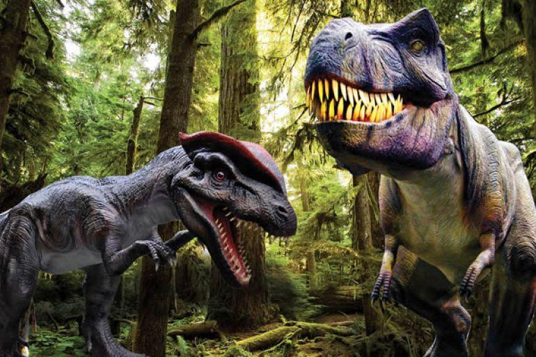 Risultati immagini per agnano dinosauri napol da vivere
