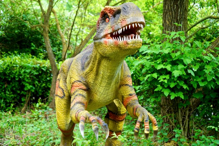 dinosaur-figure-forest-grass-410859.jpg