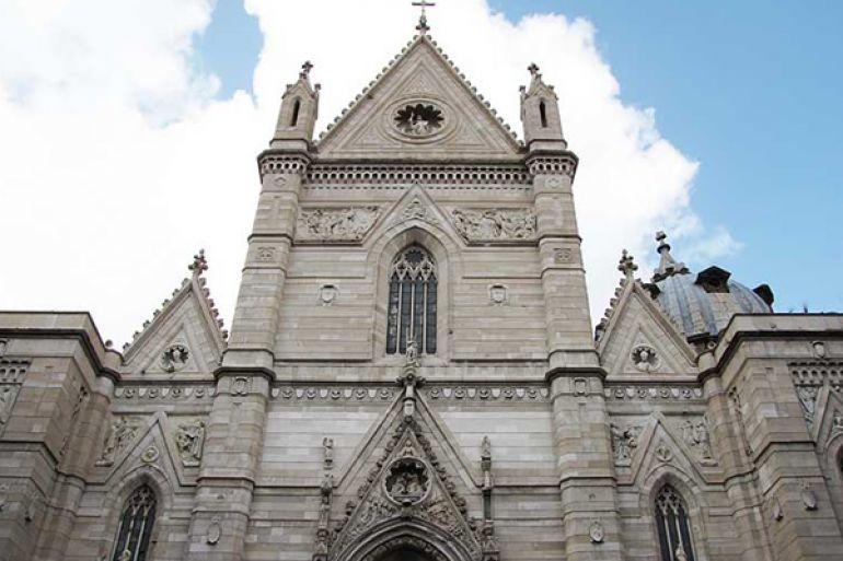 Terrazza Del Duomo Di Napoli Prossima Apertura Al Pubblico