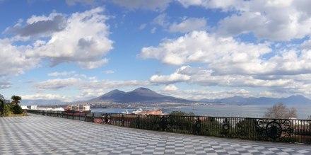 Visite guidate ai Giardini Pensili di Palazzo Reale di Napoli