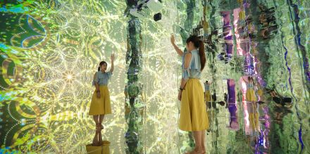 Klimt Experience nella Basilica dello Spirito Santo a Napoli