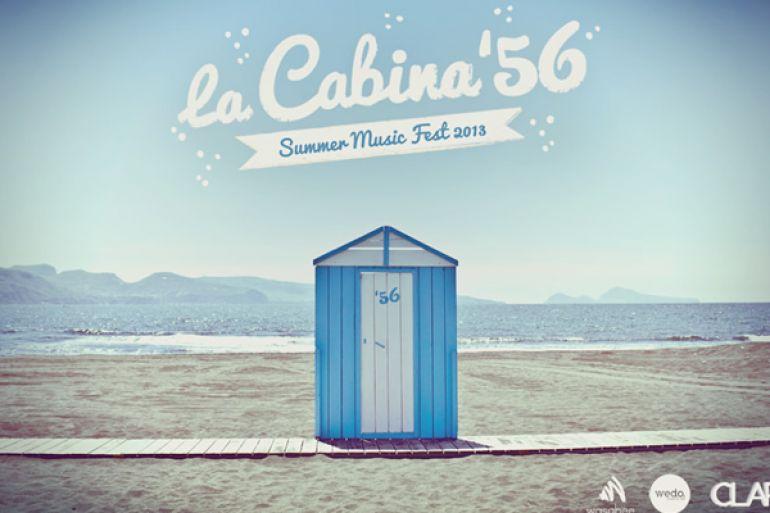 Cabina 39 56 music fest sulla spiaggia napoli da for Planimetrie della cabina della spiaggia