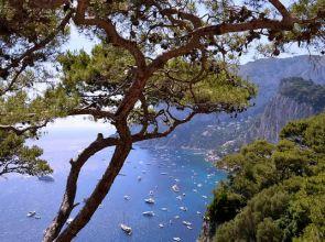 Marina Piccola a Capri tra le 10 spiagge più belle d'Italia