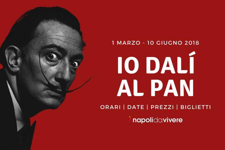 L'arte di Salvador Dalí arriva in mostra a Napoli
