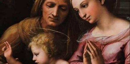"""Raffaello in mostra al Museo di Capodimonte con """"l'officina dell'artista"""""""