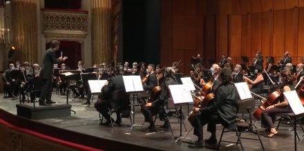 """Al Teatro San Carlo di Napoli la sinfonia """"la grande"""" di Franz Schubert"""