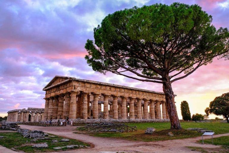 Il Parco Archeologico di Paestum riapre al pubblico da Lunedì 18 maggio |  Napoli da Vivere