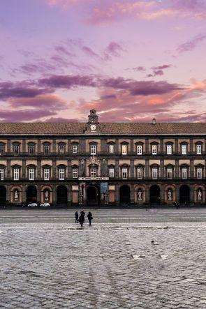 Concerto all'Alba sulla terrazza di Palazzo Reale con l'Orchestra del Teatro San Carlo
