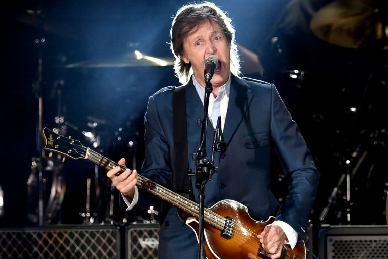 Paul McCartney torna in Italia nel 2020, ecco le date