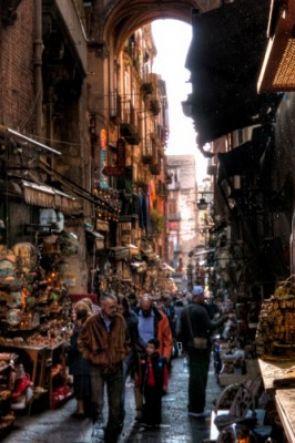Al via la Fiera di Natale 2019 a San Gregorio Armeno a Napoli