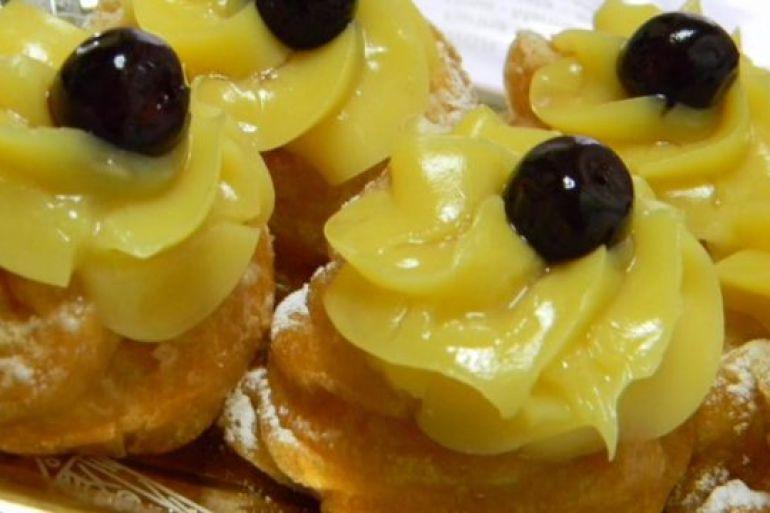 Ricetta zeppole di san giuseppe cucina napoletana napoli da viverenapoli da vivere - Ricette cucina napoletana ...