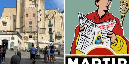 Sotto il segno di San Gennaro: 20 artisti per il Santo Patrono di Napoli
