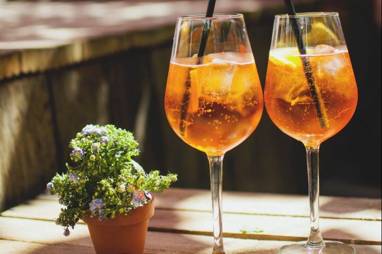 Terrazza Spritz Apre A Napoli Opening Party Con Aperol