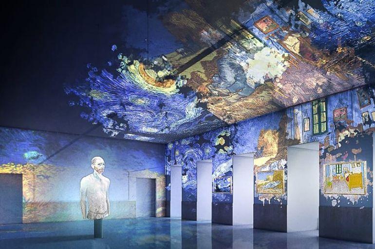 Van Gogh, a Salerno una mostra immersiva per l'artista olandese
